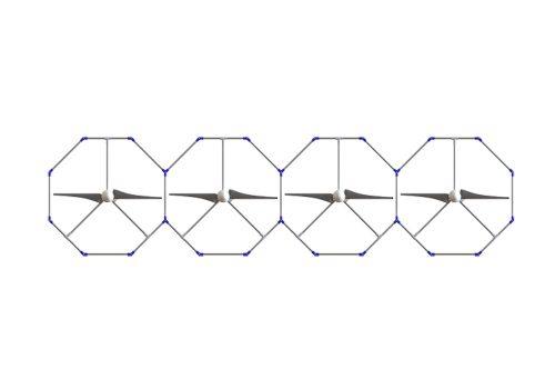 Kleinwindenergieanlage MOWEA Net